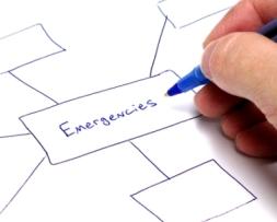 writing an emergency plan
