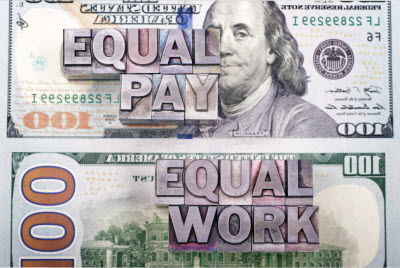 "women should find ways to narrow the wage gap ""however, the persistent pay gap reflects the barriers women face in accessing equivalent pay packets to men ""this is really bad news for the economy, because it shows that business isn't drawing on the enormous and varied talent available in the female workforce."