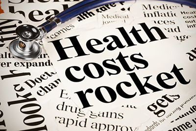 Rising health costs