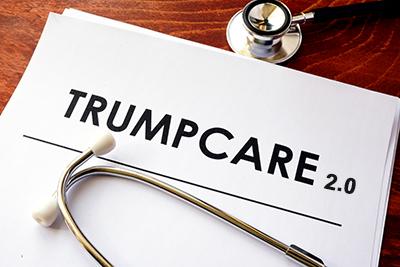 Estimates of trumpcare loss of coverage