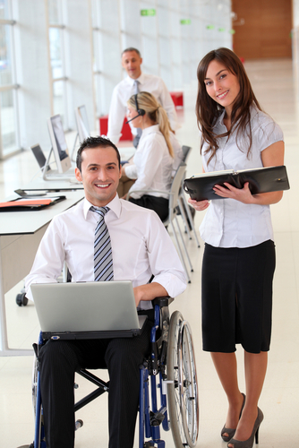 Make your workplace disability friendly