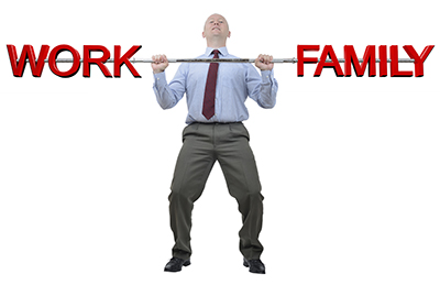 work life balance for men